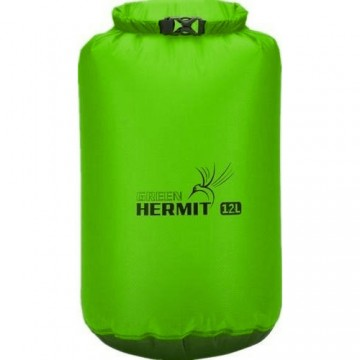 Гермомешок Green Hermit UltraLight Dry Sack 12л зеленый