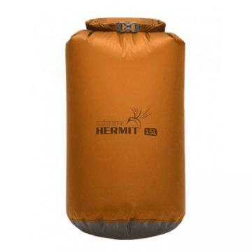 Гермомішок Green Hermit UltraLight Dry Sack 15л помаранчевий