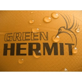 Гермомішок Green Hermit UltraLight Dry Sack 6л помаранчевий