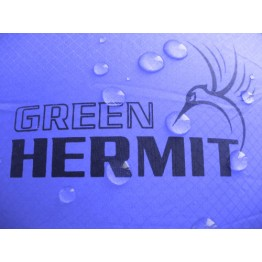 Гермомешок Green Hermit UltraLight Dry Sack 6л синий