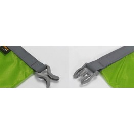 Гермомішок Green Hermit Visual Dry Sack 15л зелений