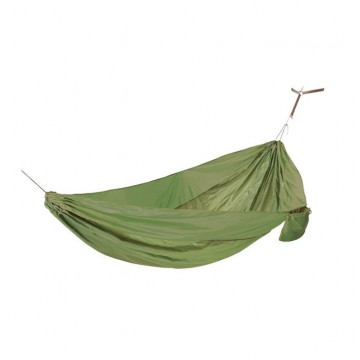 Гамак Exped Travel Hammock Duo Plus зеленый