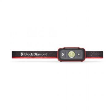 Фонарик Black Diamond Spot Lite 160 черный/красный