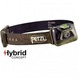 Ліхтарик Petzl Tikka зелений