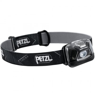 Ліхтарик Petzl Tikkina (250лм) чорний
