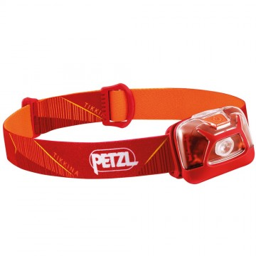 Ліхтарик Petzl Tikkina (250лм) червоний