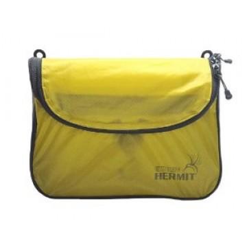 Несессер Green Hermit Multiuse Toiletry Bag желтый