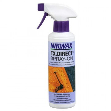 Водоотталкивающий спрей Nikwax Tx.Direct Spray 300 мл