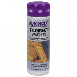 Водоотталкивающий средство Nikwax Tx.Direct Wash-In 300 мл