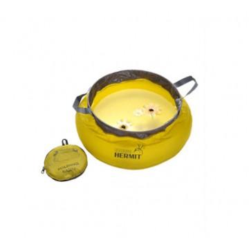 Ємність для води Green Hermit Ultralight Fold Sink 10л жовта