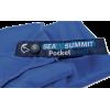 Полотенце SeaToSummit Pocket Towel M Cobalt