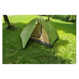 Палатка Mousson Fly 2 лаймовый