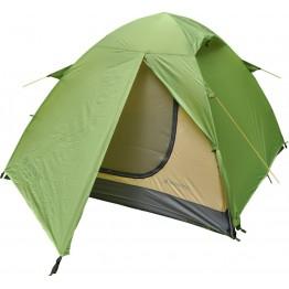Палатка Mousson Fly 3 лаймовая