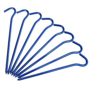 Кілки металеві Karrimor Alloy Wire Peg  сині