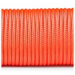 Паракордовий шнур minicord (2.2 мм) оранжевый