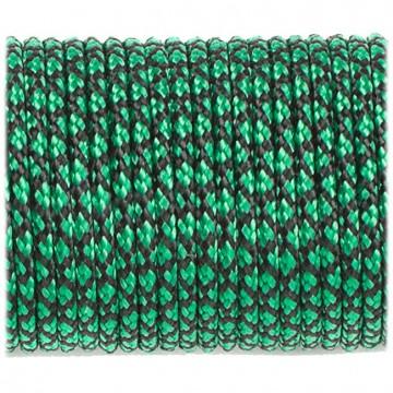 Паракордовий шнур minicord (2.2 мм) зелено-черный