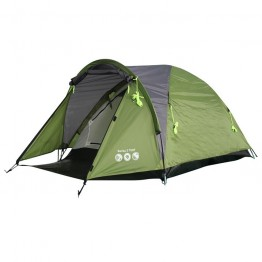 Палатка Gelert Rocky 2 зеленая