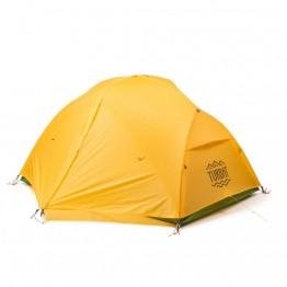 Палатка Turbat Shanta Pro 2 желтая