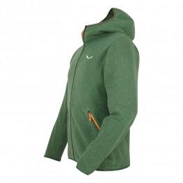 Флис Salewa Nuvolo Jacket Mns мужской зеленый