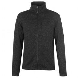 Фліс Karrimor Lifestyle Fleece чоловічий чорний