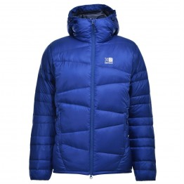 Куртка Karrimor Featherlite Down Parka чоловіча синя