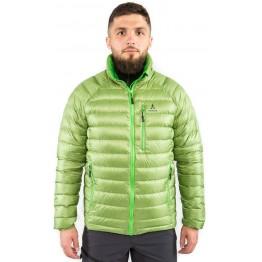 Куртка пуховая VsimGir DJ04 мужская салатовая