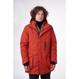 Куртка S-сape Parka чоловіча оранжева