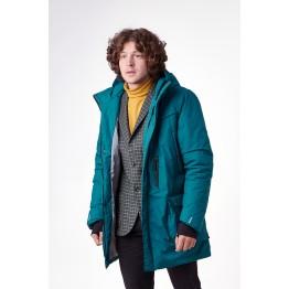 Куртка S-сape Parka мужская бирюзовая
