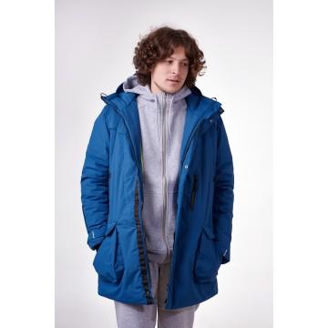 Куртка S-сape Parka чоловіча синя