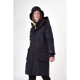 Куртка S-сape Parka жіноча чорна
