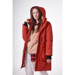 Куртка S-сape Parka жіноча оранжева