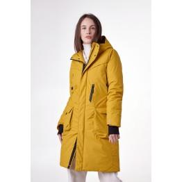 Куртка S-сape Parka жіноча жовта