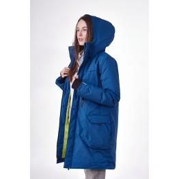 Куртка S-сape Parka женская синяя