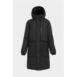 Куртка S-Cape Parka Win21 Wmn Black женская черная
