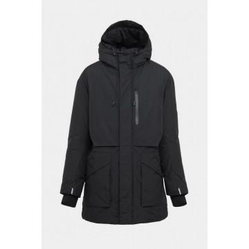 Куртка S-Cape Parka Win21 Mns Black чоловіча чорна