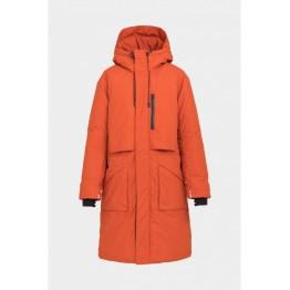 Куртка S-Cape Parka Win21 Wmn Cinnamon жіноча помаранчева