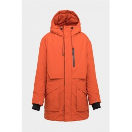 Куртка S-Cape Parka Win21 Mns Cinnamon чоловіча помаранчева