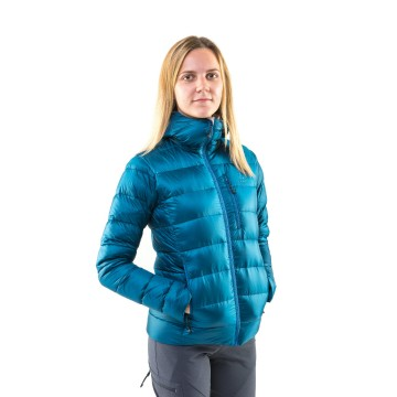 Куртка VsimGir Vertical Wmn женская синяя