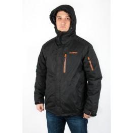 Куртка Campri Ski чоловіча чорна