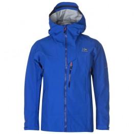 Куртка мембранная Karrimor Hot Rock мужская синяя