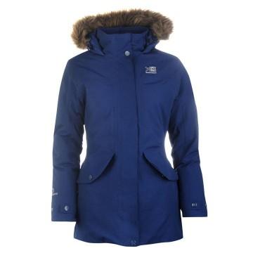 Куртка Karrimor Weathertite Parka жіноча синя