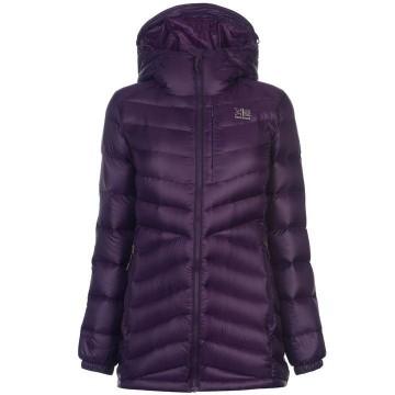 Куртка пухова Karrimor Sub Zero жіноча фіолетова