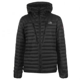 Куртка пуховая Karrimor Alpiniste мужская черная