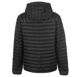 Куртка пухова Karrimor Alpiniste чоловіча чорна