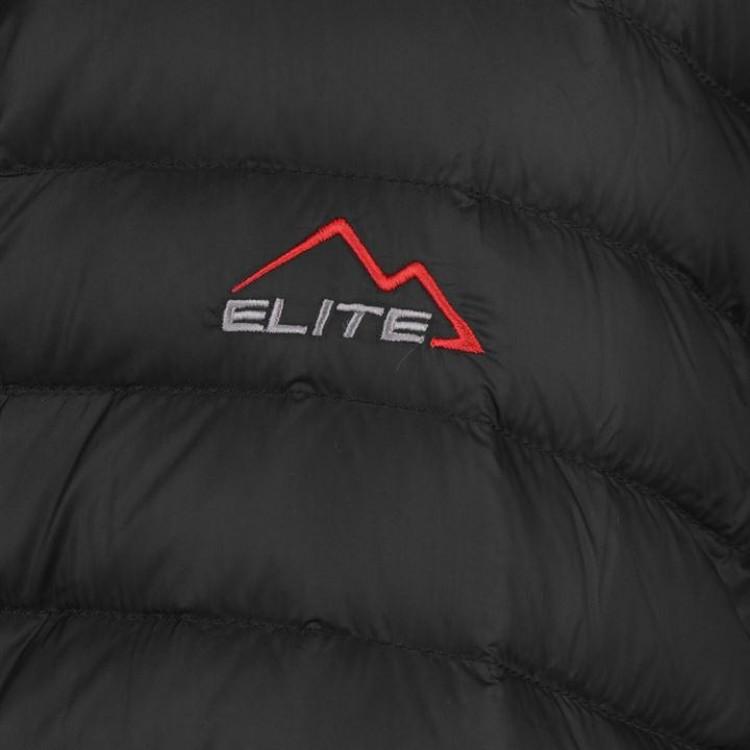 Куртка пухова Karrimor Alpiniste чоловіча чорна - купити 6366422a9740b