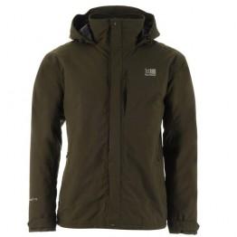 Куртка Karrimor Padded мужская зеленая