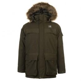 Куртка Karrimor Weathertite Parka мужская зеленая