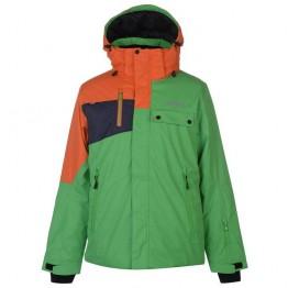 Куртка лыжная Nevica Brixen зеленая мужская