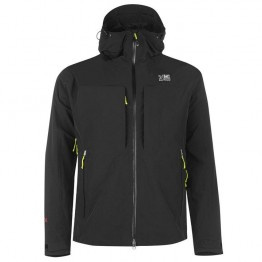 Куртка мембранная Karrimor Ridge мужские черная