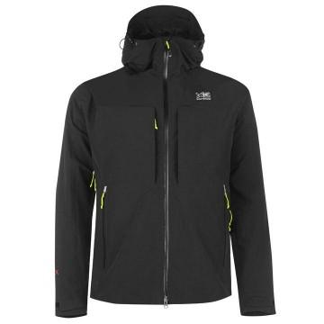 Куртка мембранна Karrimor Ridge чоловічі чорна